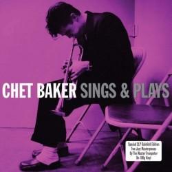 LP Chet Baker – Sings &...