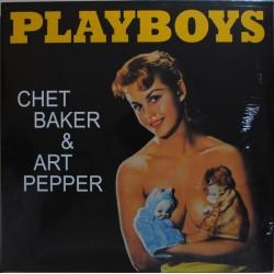 LP Chet Baker & Art Pepper...