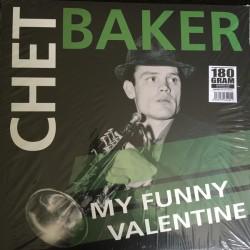 LP Chet Baker – My Funny...