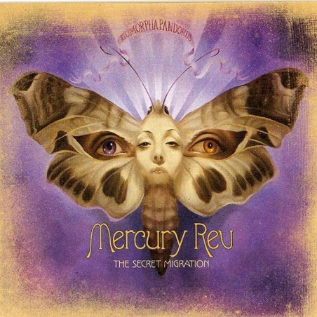 CD Mercury Rev- the secret migration 5033197292328