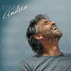CD Andrea Bocelli – Andrea