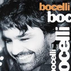 CD Andrea Bocelli – BOCELLI