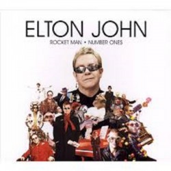 CD Elton John ‎– Rocket Man...