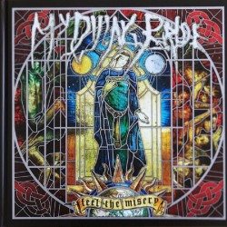 LP My Dying Bride ‎– Feel...