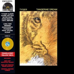 LP Tangerine Dream ‎– Tyger