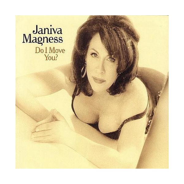 CD Janiva Magness- do i move you? 809509003327