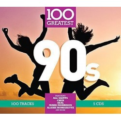 CD Various ‎– 100 Greatest...
