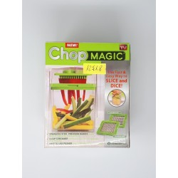 Chop Magic The Fast & Easy...