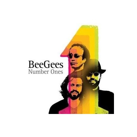 CD BeeGees- NUmber Ones (album) 602498688380