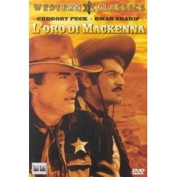 DVD L'ORO DI MACKENNA...