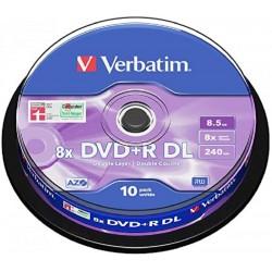 Verbatim DVD+R 8x Double...