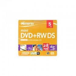 Memorex mini DVD+RW DS
