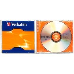 Verbatim 4x 8.5Gb DVD-R DL...