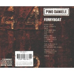CD Pino Daniele- ferryboat SPECIAL EDITION 2018 5054197768026