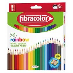 Fibracolor Rainbow astuccio...