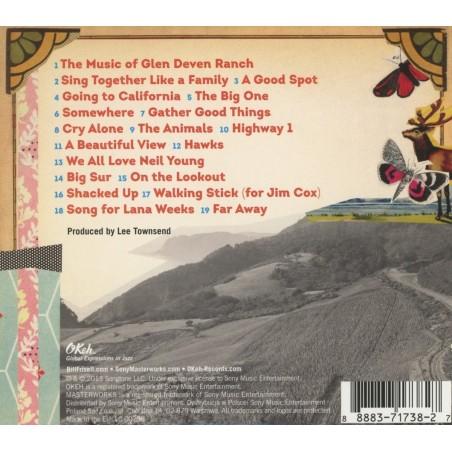 CD Bill Frisell- big sur