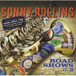 CD SONNY ROLLINS - ROAD...