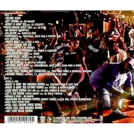 CD Lil Jon & the East Side Boyz- crunk juice (doppio album)