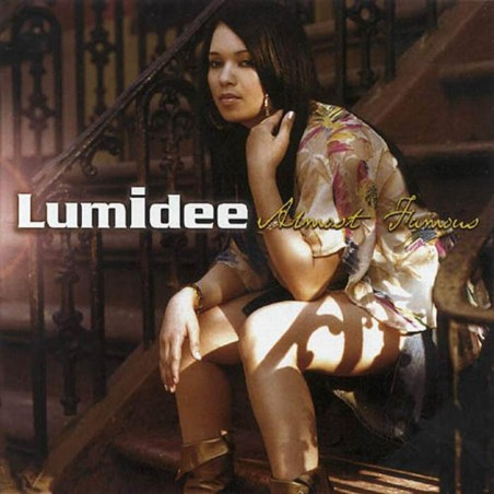 CD Lumidee- almost famous 602498603529