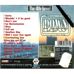 CD Down Low- the 4th level