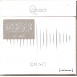 CD QUEEN - ON AIR LIMITED 6...