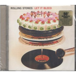 CD ROLLING STONES - Let It...