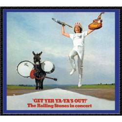 CD THE ROLLING STONES- GET...