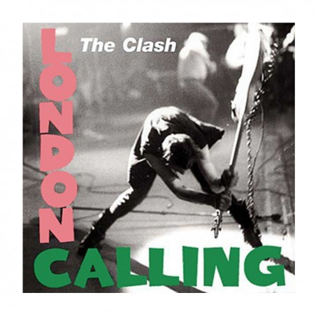 CD The Clash- london calling (doppio album)