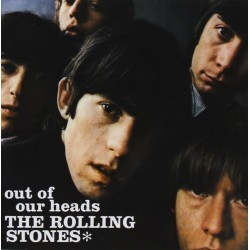 CD THE ROLLING STONES OUT...