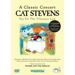 DVD Tea For The Tillerman...