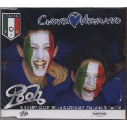 CDs POOH - Cuore azzurro -...