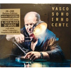 CD VASCO ROSSI SONO...