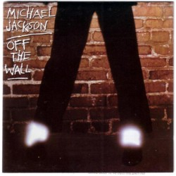 CD MICHAEL JACKSON - OFF...