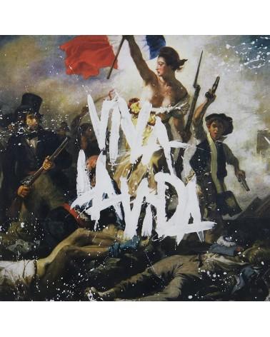CD COLDPLAY VIVA LA VIDA...
