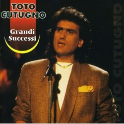 CD TOTO CUTUGNO - I GRANDI...