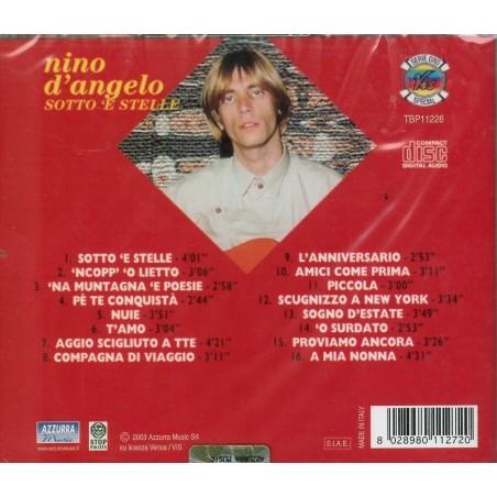 CD Nino D'Angelo- sotto 'e stelle
