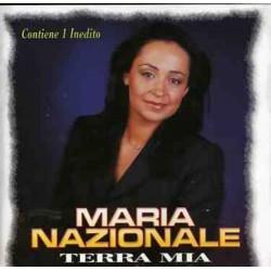 CD MARIA NAZIONALE - TERRA MIA