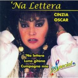 CD CINZIA OSCAR - 'NA LETTERA