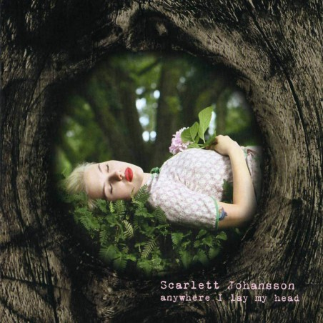 CD Scarlett Johansson- anywhere i lay my head 081227992583