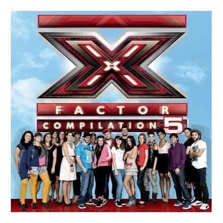 CD X Factor 5 Compilation 886919050028