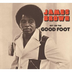 LP JAMES BROWN - GET ON THE...