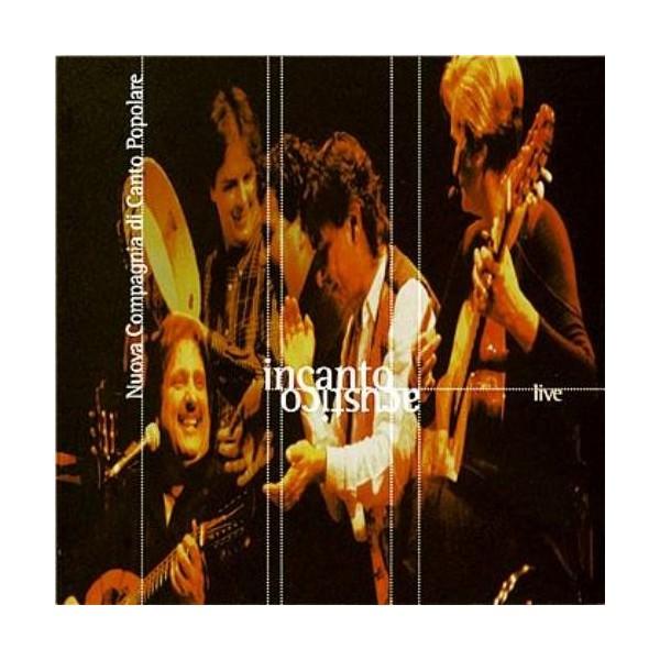 CD Nuova Compagnia di Canto Popolare- incanto acustico 706301631324