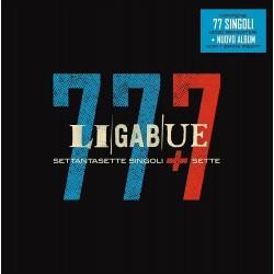 CD LIGABUE - 77 SINGOLI + 7...
