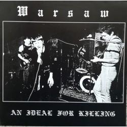 LP Joy Division / Warsaw An...
