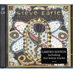 CD Steve Earle-...