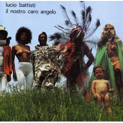 CD LUCIO BATTISTI -Il nostro caro angelo 035627401121