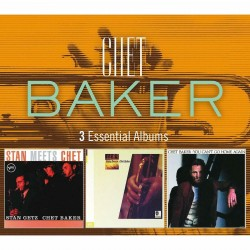 CD Chet Baker - 3 Essential...