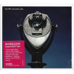 CD MARILLION - SOMEWHERE...