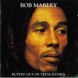 CD Bob Marley - Bustin Out...