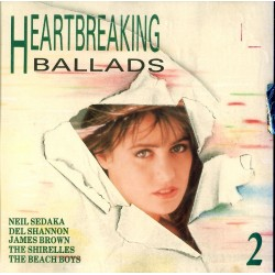 CD Heartbreaking- ballads 2 357431658467